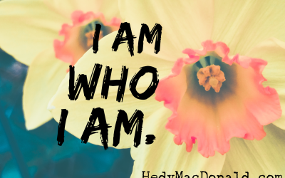 I Am Who I Am. Are You?
