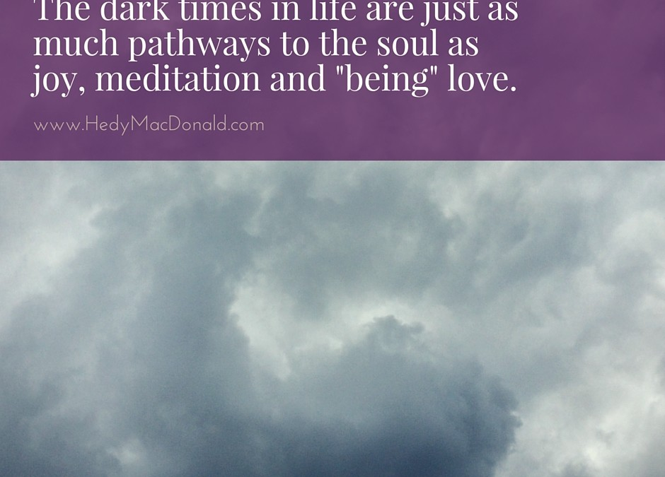 Self-Compassion During the Dark Times