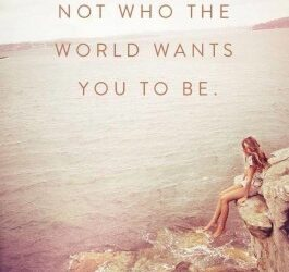Becoming Who You Are With Sistership